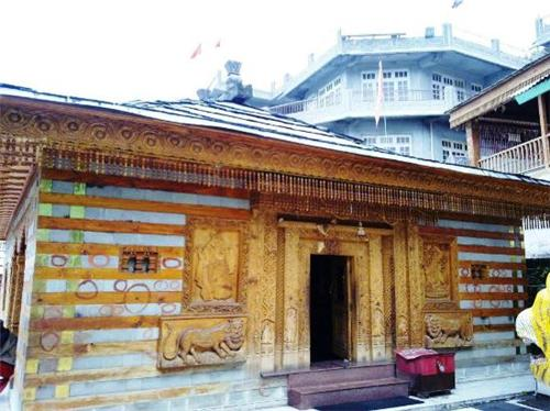 About Jagannathi Devi Temple Kullu
