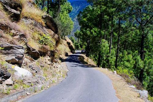 Roadways in Kullu
