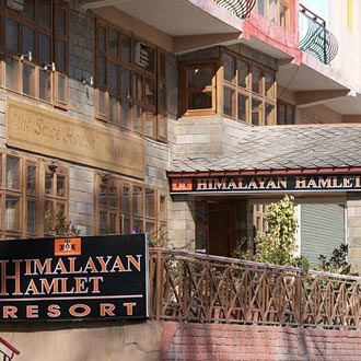 About Himalayan Hamlet Resort, Kullu