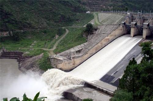 Pandoh Dam Kullu