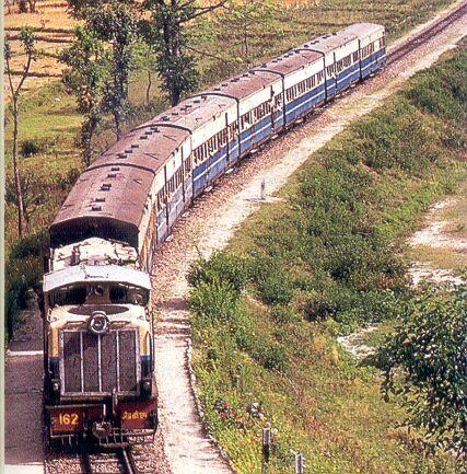 Railway Connectivity in Kullu