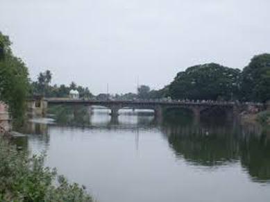 Geography of Kumbakonam