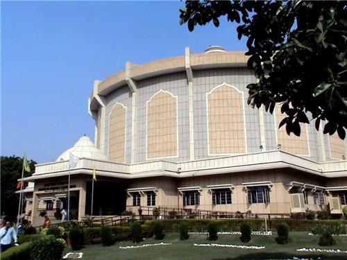 Sight of Kurukshetra Panorama and Science Centre in Kurukshetra