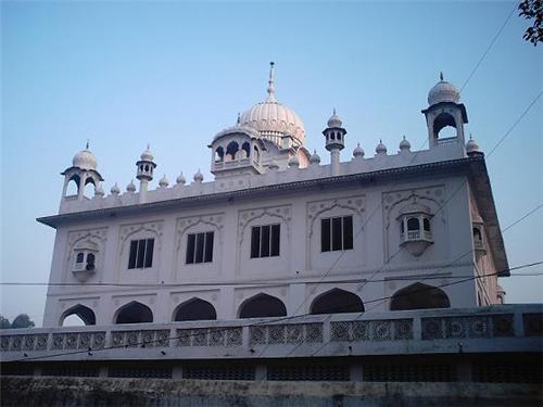 Historical Gurudwaras in the city of Kurukshetra