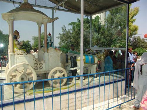 Shri Krishna Museum in Kurukshetra