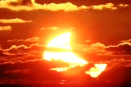 Solar Eclipse in Kurukshetra