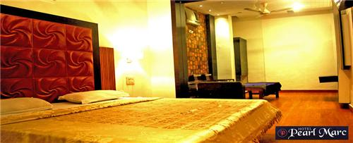 Luxurious facilities at Hotel Pearl Marc in Kurukshetra