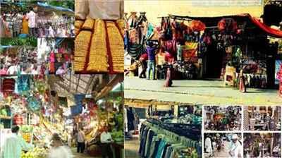 Shopping in Kurukshetra