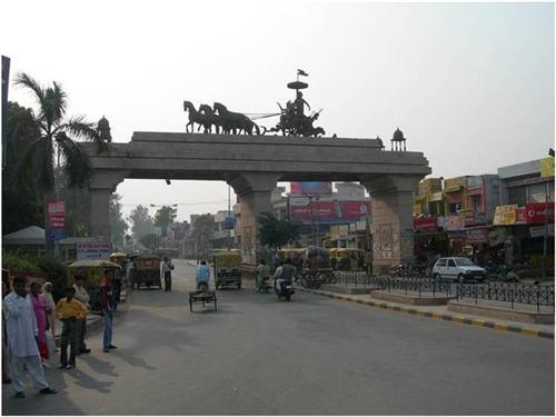 Transport in Kurukshetra
