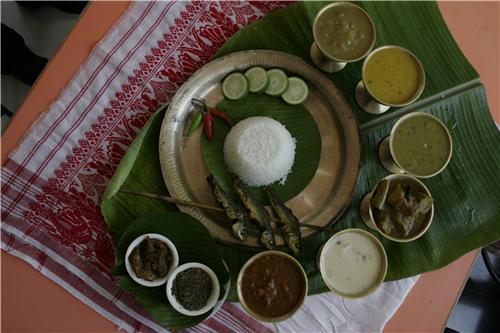 food of Lakhimpur