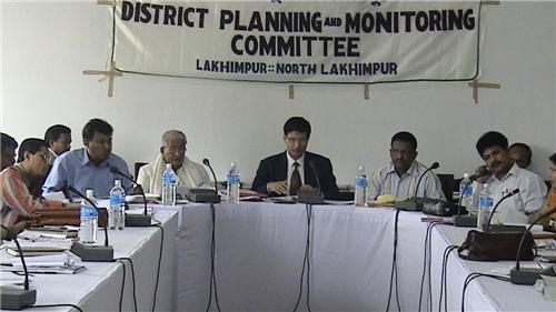 Governemt Offices in Lakhimpur