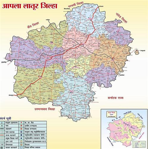 Geography of Latur
