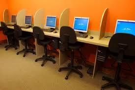 Cyber Cafe in Loni