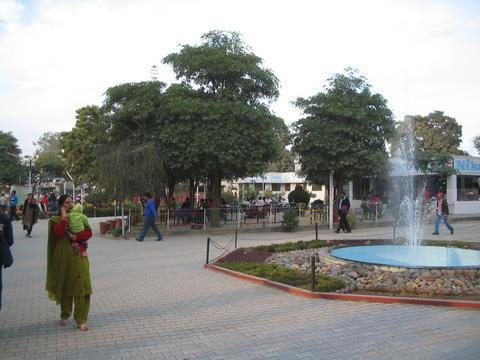 Enjoy picnic in park near Ludhiana