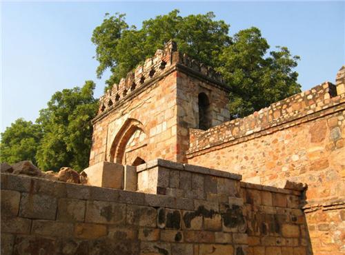 Lodhi Fort in Ludhiana