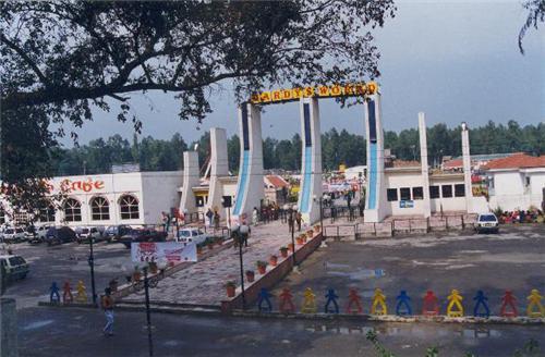Entrance of Hardy's Amusement Park in Ludhiana