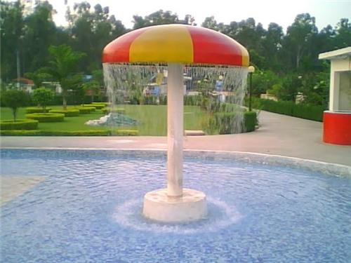 Water Park of Hardy's Amusement Park in Ludhiana