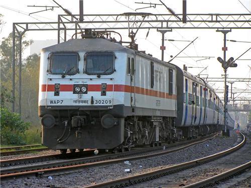 Railways in Ludhiana
