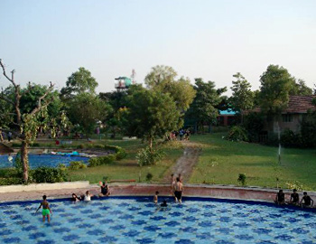 Water park in Mehsana