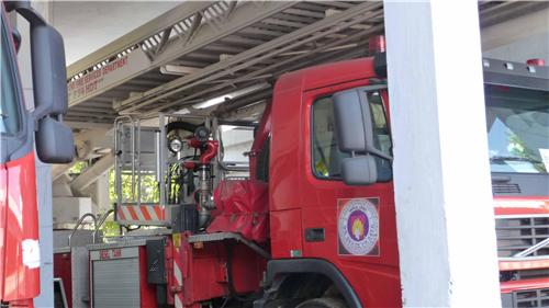 Fire Brigade services in Mehsana