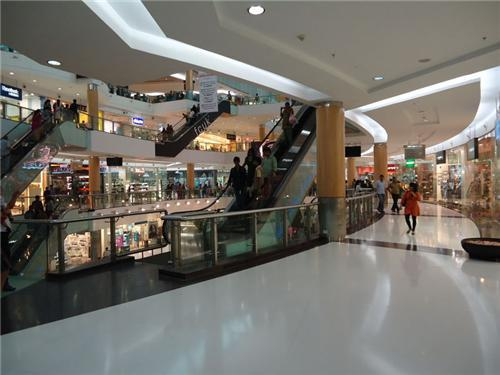 Shopping malls in Mehsana