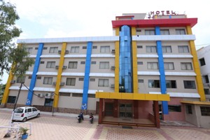 Location of Hotel Janpath & Guest House in Mehsana