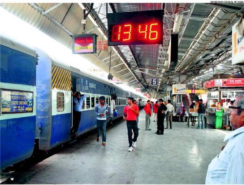 Facilities at Mehsana Railway Station