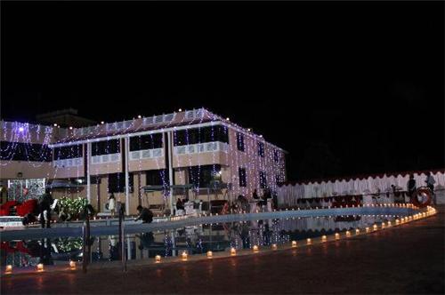 Banquet Facilities at Saffrony Holiday Resort in Mehsana