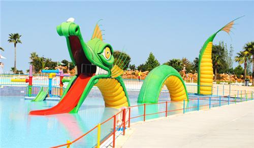 Facilities at Shanku's water park