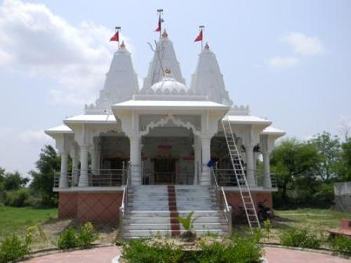 Hinglaj Mata Temple located in the area of Mehsana