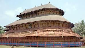 Kadampuzha Bhagvathy Temple in Malappuram