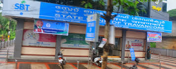 State Bank of Travancore in Malappuram