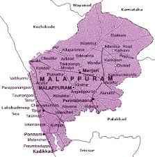 Geography of Mallapuram