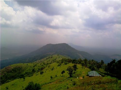 Kodikuthimala in Malappuram
