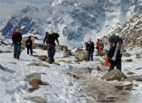 Places to Go Backpacking in Manali