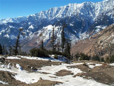 Snow Point of Gulaba