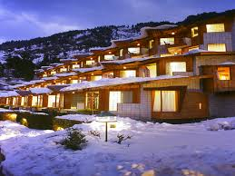 Manuallaya Spa Resort Manali