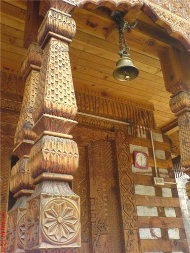 Manali Monuments