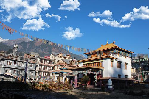 Tibetan Monasteries in Manali