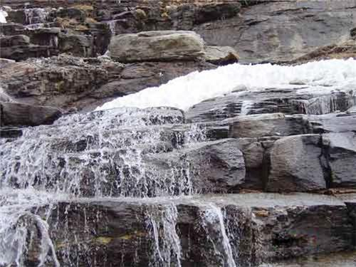 Rahala Waterfalls in Manali