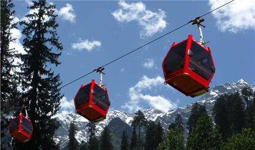 Gondola Rides in Manali