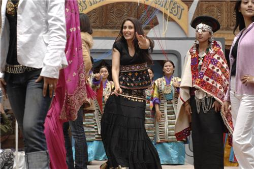Song Sequence of Jab We Met