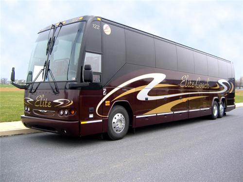 Luxury Buses in Manali