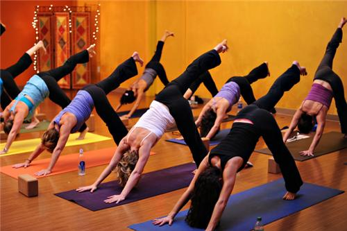 Yoga in Manali