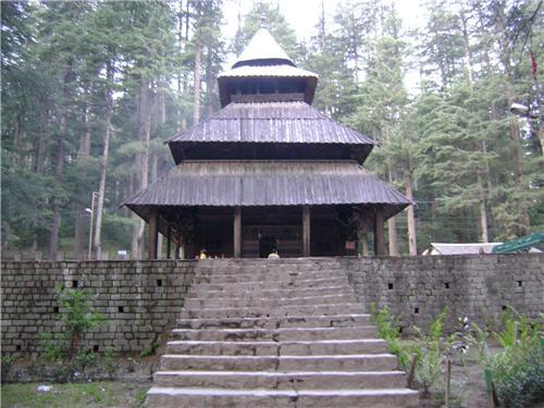 Hadimba Temple in Manali
