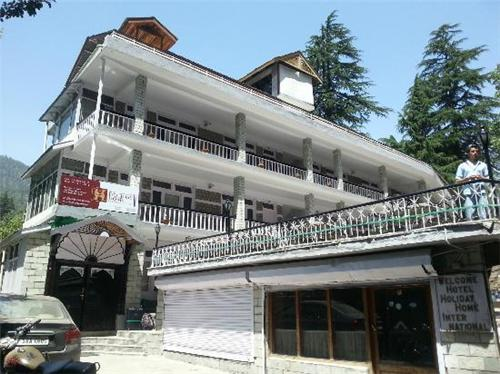 Holiday Home Resort in Manali