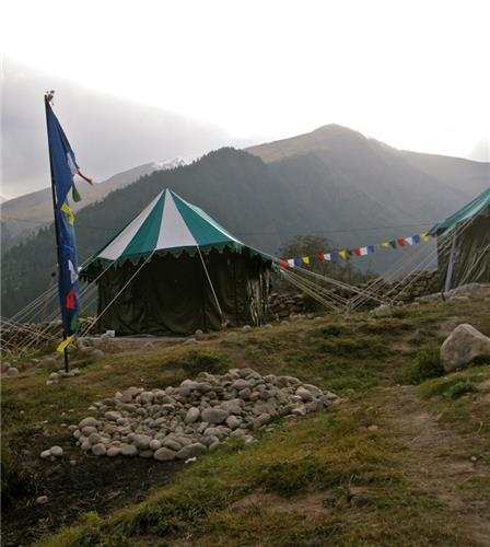 Where to stay in Pin Valley National Park near Manali