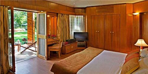 Rooms at Span Resort in Manali