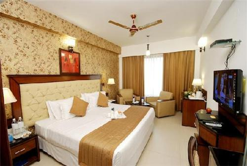 Rooms at Sun Park Resort Manali