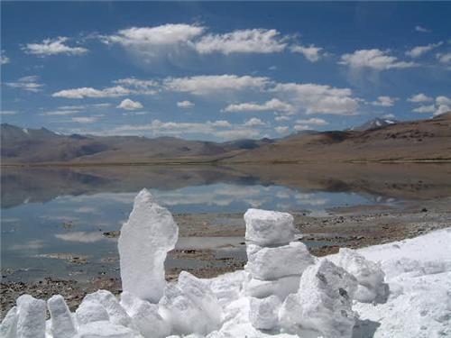 From Pang to Tsokar Lake